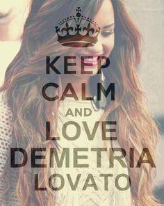 Demi i love you