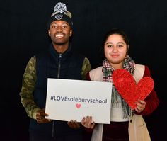 Here are Keson and Zonia and they #LOVEsoleburyschool. Zonia loves Solebury because of the great teacher and student relationships and the community. Share #LOVEsoleburyschool with your friends. Make a donation by clicking on the following link.  http://www.solebury.org/giving/onlinegiving_qc.aspx