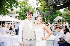 Mr. and Mrs. Wheeler  Summer wedding