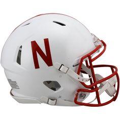 Nebraska Cornhuskers Revolution Speed Full-Size Authentic Football Helmet