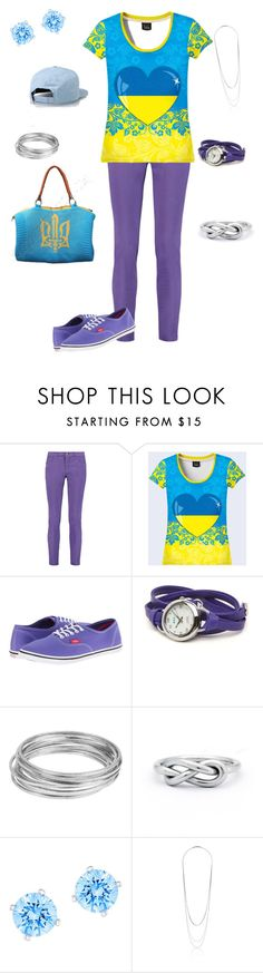"""""""Welcome to Ukraine"""" by s-a-n-d ❤ liked on Polyvore featuring Emilio Pucci, Vans, La Mer, Worthington, Swarovski and Lakai"""