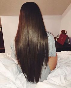 Me encanta el pelo largo yo lo tengo asta la cintura