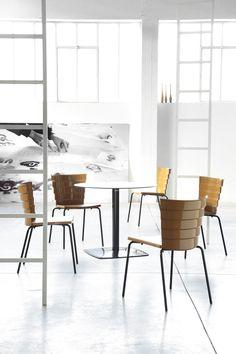 Bikini 530 - Chairs Metalmobil design Marc Sadler