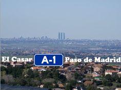 Disfruta de la tranquilidad a tan solo 38 km de Madrid por la A-1