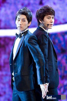 SPY Eunhyuk y Kyu ~ Super Junior ♥