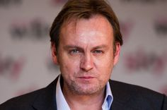 Philip Glenister, reveals he will only be filmed from the chest and up
