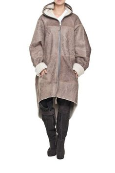 Kożuch parka / Jacket by Robert Kupisz | Best for winter in Poland we have right now