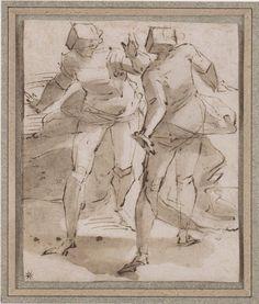 Luca Cambiaso, 1527-1585  <a href=