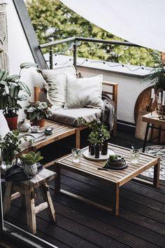 Идеи для маленького балкона: 30 вдохновляющих фото — INMYROOM