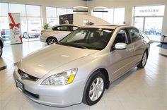 2003 Honda Accord, 115,597 miles, $7,385.