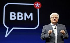 Mike Lazaridis drops plans to buy BlackBerry
