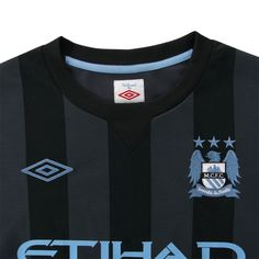 Manchester City 2012 European Away Shirt