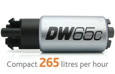Pompa paliwa DW65c DeatschWerks (265lph), Ford Focus ST225 05+/ RS 2.5T 5-Cyl 09-13 http://www.rpmotorsport.pl/ukad-paliwowy-c-1_754.html