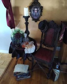 "The Happy Haunter on Instagram: ""Adding some webs to this creepy little scene. 👻👻👻 . . . #hauntedhouse #hauntedmansion #thehauntedmansion #decorations #decor…"""