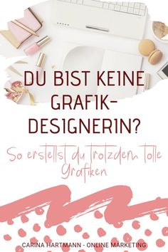 Canva - the free tool for great images & graphics Carina Hartmann - Canva is THE tool for simple but convincing social media graphics. There are hundreds of templates - App Design, Site Design, Online Marketing, Social Media Marketing, Facebook Business, Social Media Design, Buisness, Grafik Design, Social Media Graphics