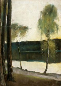 """lesser ury landscape sotheby (from <a href=""""http://www.oldpainters.org/picture.php?/29049/category/12811""""></a>)"""