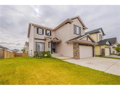 168 HAWKMERE Way: Chestermere House for sale : MLS(r) # C4066456 Mansions, House Styles, Home Decor, Decoration Home, Manor Houses, Room Decor, Villas, Mansion, Home Interior Design