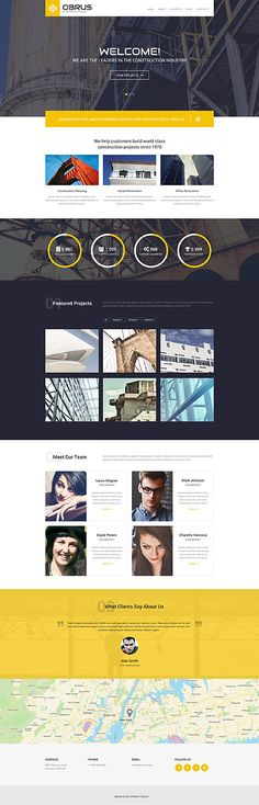 Design Needs Time - Get Template Espresso! Architecture Website inspirations at your Coffee Break: browse for more Most Popular and WordPress templates! // Regular price: $72 // Unique price: $4500 // Sources available: .PSD, .PHP, This theme is widgetized // #Architecture #WordPress #templates #projects #work #services #architectural #buildings #technology #innovation #skyscrapers #constructions #houses #strategy #support #planning #solutions #design #enterprise #custom #bureau