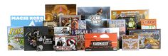 Be the Hero of Your Next Game Night | Game Box Monthly