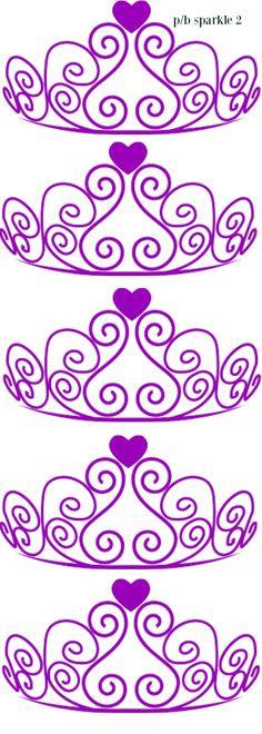 Little princess tiaras