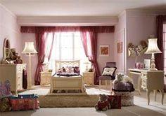luxury bedrooms design for a pre-teen