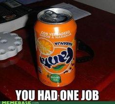 u had one job - Google Search