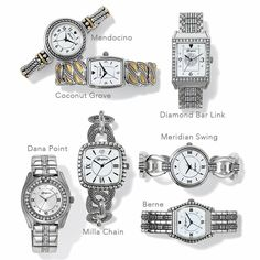 Are you looking for timely gifts for moms and graduates in your life? Brighton has the watch for you. Timeless Pieces!