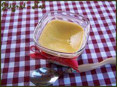 Crème caramel avec la yaourtière multidélices (Caramel cream with yogurt maker multidelices)