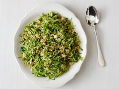 Sauteed Brussels Sprouts with Hazelnuts