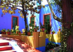 Frida Kahlo and Diego Rivera's Mexico City - SFGate