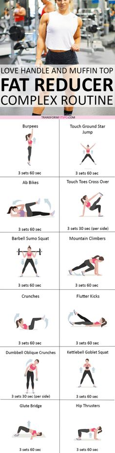 Repin and share if this gave you crazy fat loss in rapid time! Read the post for the full workout!