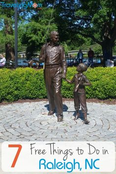 Seven FREE things to do in Raleigh NC for families