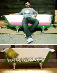 20 Amazing Ways To Reuse Things Youd Normally Throw Away Bathtubs