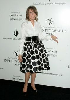 Diane Keaton - dots dots dots!