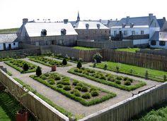 Fortress of Louisbourg, Cape Breton, Nova Scotia. Cap Breton, Acadie, Seven Years' War, Canada Images, Dry Garden, Planting Flowers, Flowering Plants, Growing Herbs, Nova Scotia