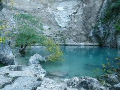 My heart is here, Fontaine De Vaucluse
