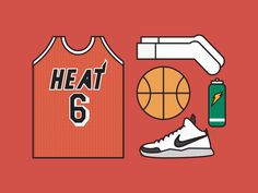 Basketball Gear by TJ Weigel