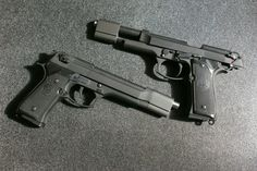 Underworld DeathDealer pistols (Beretta Based)