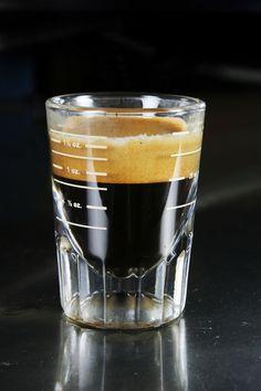 The perfect Espresso shot