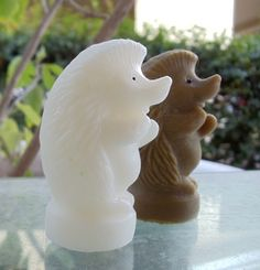 Groundhog Soap: Available in a variety of scents and colors. 3 for $6.