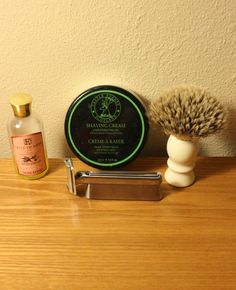 Mantic59's Shave Of The Day 4 October '16 #wetshaving
