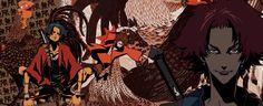 shokugekis: [ Samurai Champloo Opening 1 ]