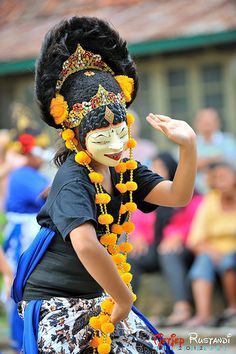 Mask Dance - Cirebon