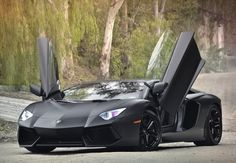 This is a picture of a matte black Lamborghini Aventador. I chose this image because this is my dream car that I want when I grow up. I have loved fast cars since I was little and I have especially been fond of Lamborghini's. I just love these cars in every way and I especially love the Aventador model. This connects to the greater world by dreams. Everyone has a dream of what they want to become or what they want to get when they become and adult and to get a Lamborghini Aventador is mine.