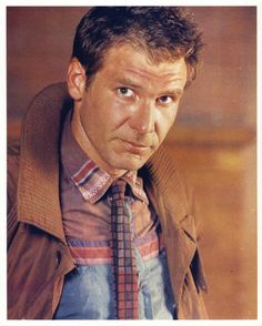 Blade Runner - Rick Deckard I NEED this shirt-tie combo