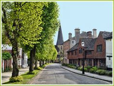 The Causeway, Horsham by Alan Fife, via Flickr