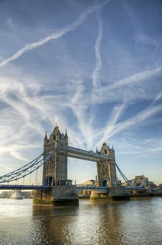 Tower Bridge, London - been there, loved it!