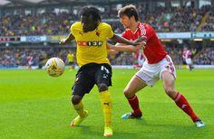 (Video) Sumó minutos: 'Hormiga' presente en la victoria del Watford