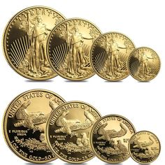 2016 Proof American Gold Eagles Launch
