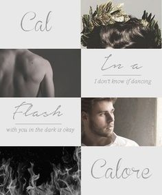 Cal Calore - Red Queen (Victoria Aveyard)